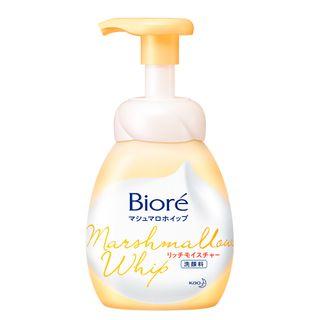 sabonete-liquido-facial-biore-marshmallow-whip-rich-moisture
