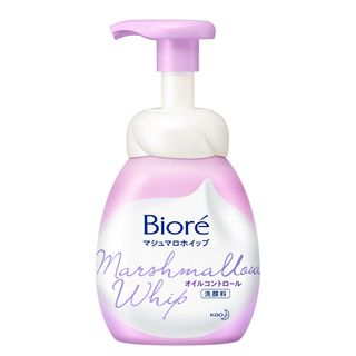 sabonete-liquido-facial-biore-marshmallow-whip-oil-control