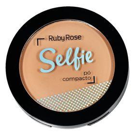 po-compacto-facial-ruby-rose-selfie-bege-claro