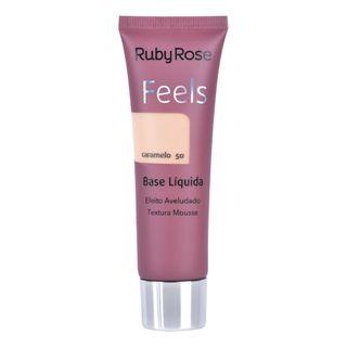 base-liquida-ruby-rose-feels-caramelo-50