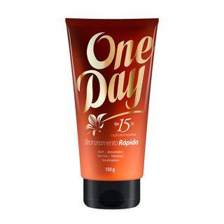 locao-bronzeadora-anasol-one-day-fps-15-150g