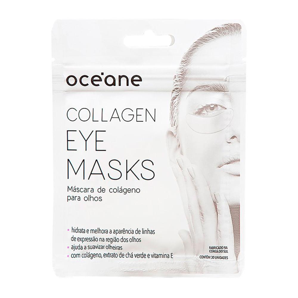 Máscara Facial para os Olhos Océane – Collagen Eye Masks