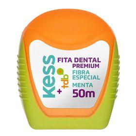 fio-dental-kess-fita-dental-premium-menta-50m-