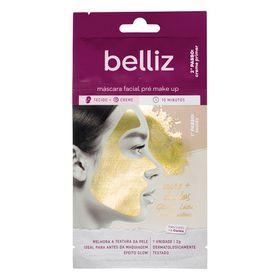 mascara-facial-pre-makeup-com-ouro-belliz