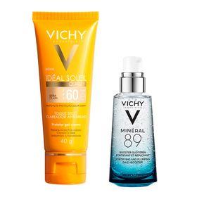 vichy-mineral-89-ideal-soleil-clarify-extra-clara-kit-hidratante-facial-protetor-solar-fps60