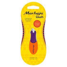 cortador-de-unhas-merheje-touch-violeta-e-laranja