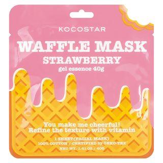 mascara-facial-blink-lab-kocostar-waffle-de-morango