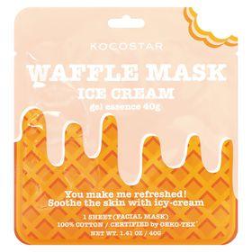 mascara-facial-blink-lab-kocostar-waffle-de-sorvete