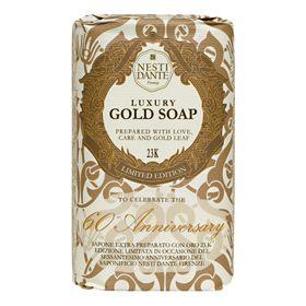 luxury-gold-soap-60-aniversary-nesti-dante-sabonete-em-barra-250g