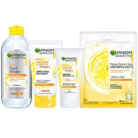 garnier-skin-vitamina-c-kit-agua-micelar-hidratante-facial-mascara-facial-limpeza-facial