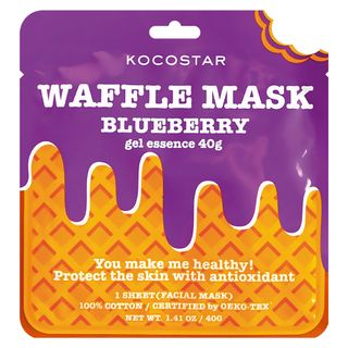 mascara-facial-blink-lab-kocostar-waffle-de-blueberry-