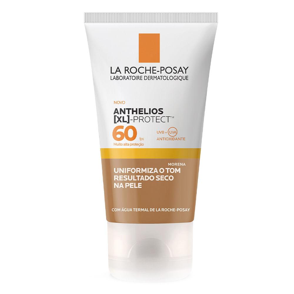 Protetor Solar Facial com Cor La Roche Posay – XL Protect FPS 60