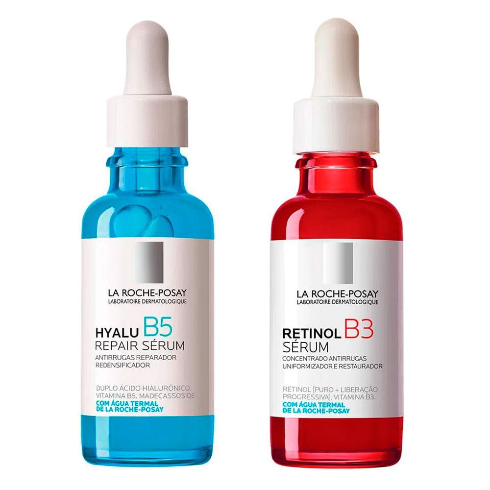 La Roche Posay Kit - Retinol B3 30ml + Hyalu B5 Repair
