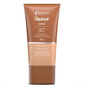 protetor-solar-facial-episol-color-mantecorp-skincare-fps-30-pele-morena