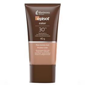 protetor-solar-facial-episol-color-mantecorp-skincare-fps-30-pele-morena-mais