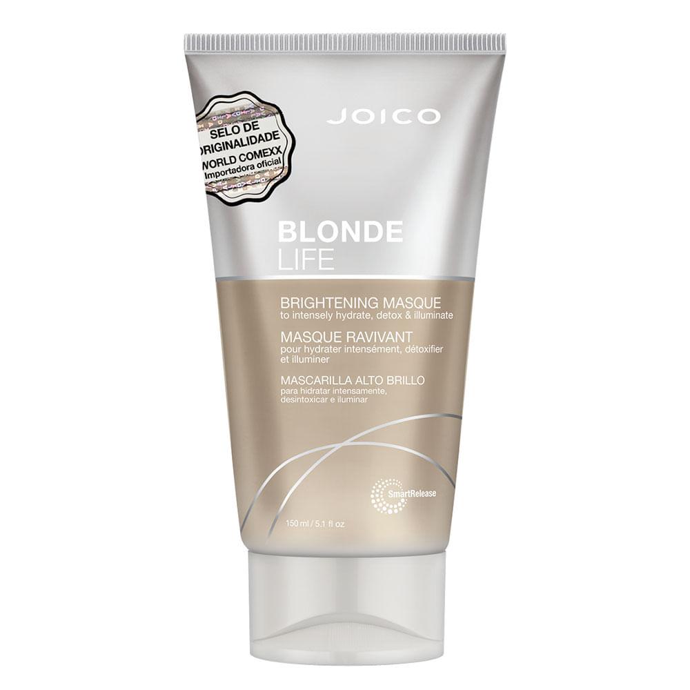 Joico Blonde Life Brightening Masque Máscara Hidratante