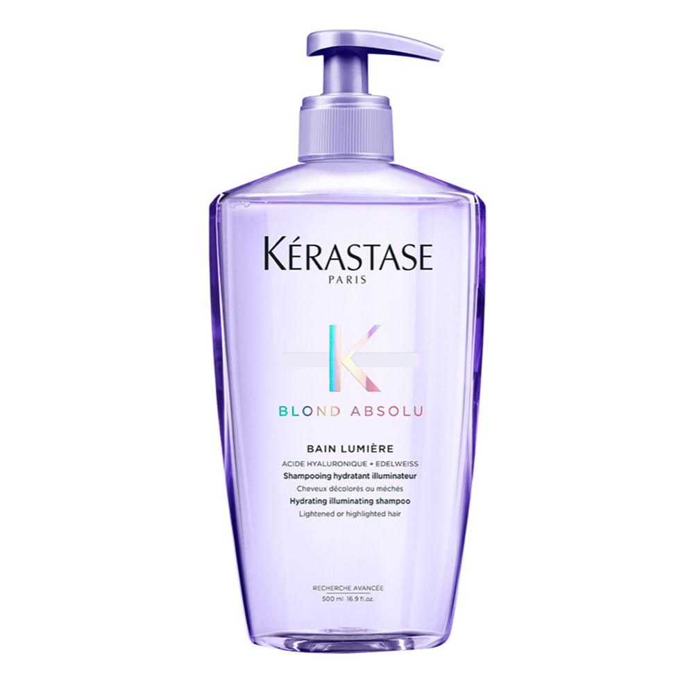 Kérastase Blond Absolu Bain Lumière – Shampoo Nutritivo