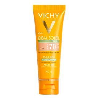 protetor-solar-com-cor-vichy-ideal-soleil-purify-fps70-clara