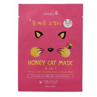 mascara-facial-sisi-cosmeticos-honey-cat-mask
