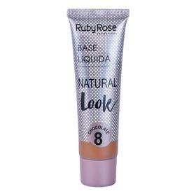 base-liquida-natural-look-chocolate-ruby-rose