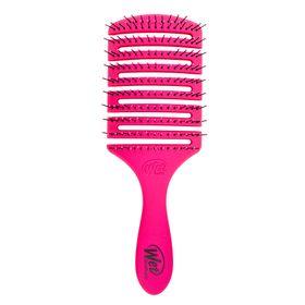 escova-de-cabelo-raquete-wetbrush-flex-dry-rosa