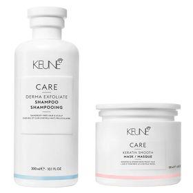 keune-care-derma-exfoliate-keratin-smooth-kit-shampoo-mascara