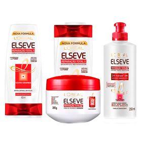 elseve-reparacao-total-5-kit-shampoo-condicionador-creme-de-pentear-tratamento