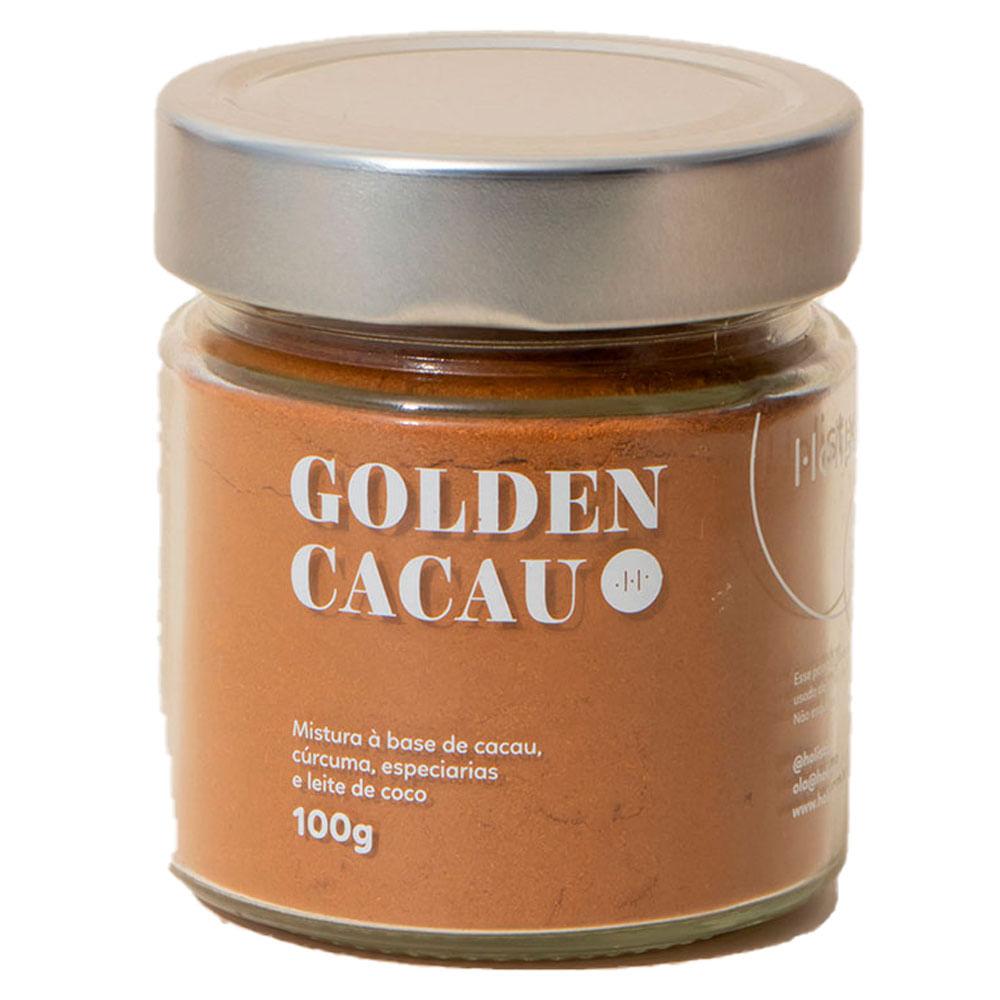 Cacau em Pó Holistix – Golden Cacau - 100g