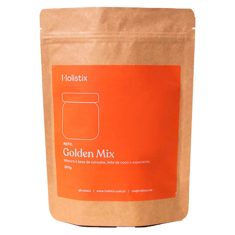 Golden Mix Refil Holistix