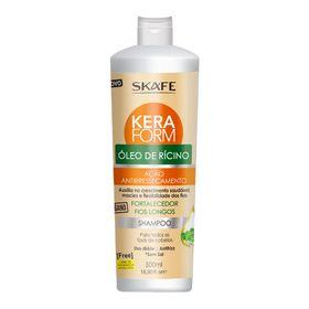 Skafe-Keraform-oleo-de-Ricino-–-Shampoo