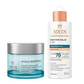 adcos-hyalu-water-gel-fps-70-fluid-tonalizante-kit-hidratante-facial-protetor-solar