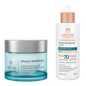 adcos-hyalu-water-gel-fluid-shield-protection-kit-hidratante-facial-protetor-solar-beige