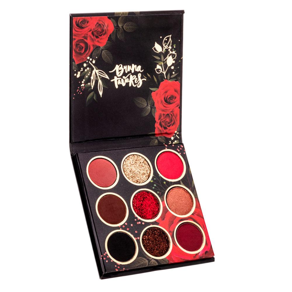Paleta de Sombras BT Red Rose Palette