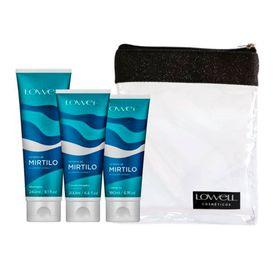lowell-mirtilo-kit-shampoo-condicionador-leave-in-necessaire
