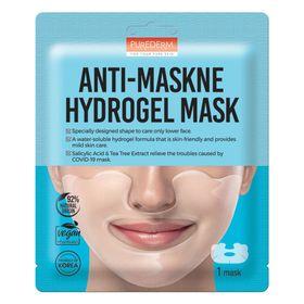 mascara-facial-purederm-anti-maskne-hydrogel-mask