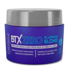 forever-liss-btx-matizador-platinum-bold-zero-mascara-hidratacao-160g