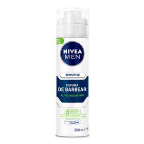 Espuma-De-Barbear-Sensitive-Nivea-Men