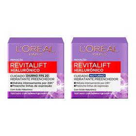 loreal-paris-revitalift-hialuronico-kit-anti-idade-diurno-noturno
