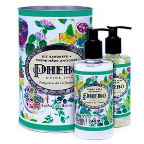 Phebo-folhas-de-menta-kit-sabonete-creme-de-maos-antiodor