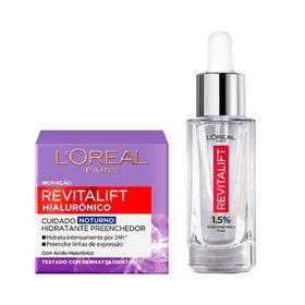 loreal-paris-revitalift-hialuronico-kit-creme-noturno-serum-anti-idade