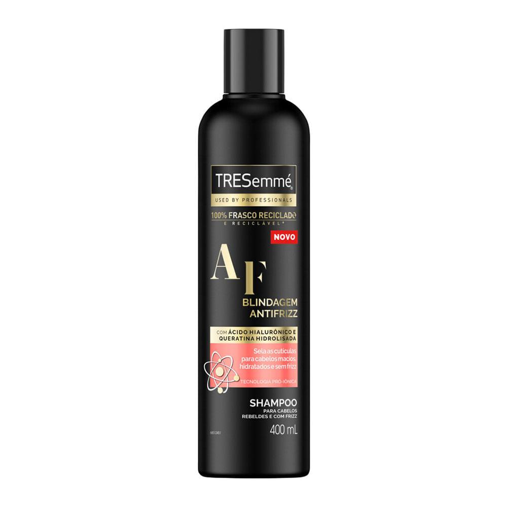 Tresemmé Blindagem Antifrizz Shampoo - 400ml