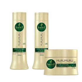 haskell-mururmuru-kit-shampoo-condicionador-mascara
