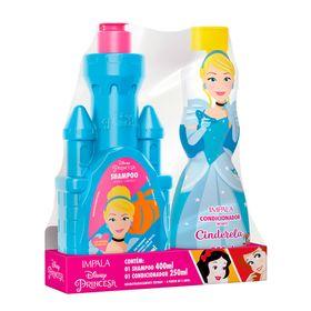 impala-linha-disney-princesas-cinderela-kit-shampoo-400ml-condicionador-250ml