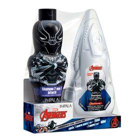 impala-linha-avengers-pantera-negra-kit-2-shampoos-250ml-400ml