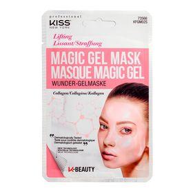 Mascara-Facial-Kiss-New-York---Magic-Gel-Mask-Colageno---1-Un