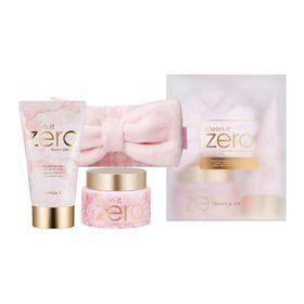 banila-co-clean-it-zero-kit-marble-removedor-espuma-facial-faixa-de-cabelo