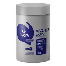 po-descolorante-avora-vivance-action-proteinas-do-leite-de-soja-300g