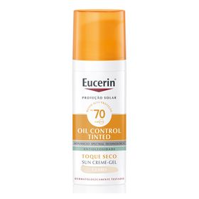 protetor-solar-eucerin-sun-oil-control-tinted-fps-70-50g