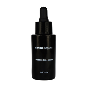 serum-simple-organic-timeless-skin