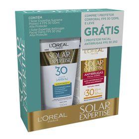 loreal-paris-solar-expertise-kit-protetor-solar-corporal-protetor-solar-facial